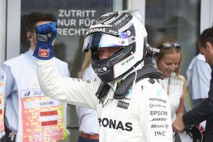 Mercedes отново избра Ботас