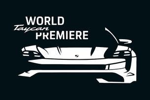 Световна премиера на Porsche Taycan