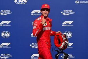 Льоклер вкара Ferrari в правия път