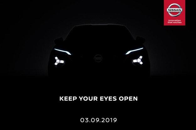 Nissan показа видео тийзър на новия Juke