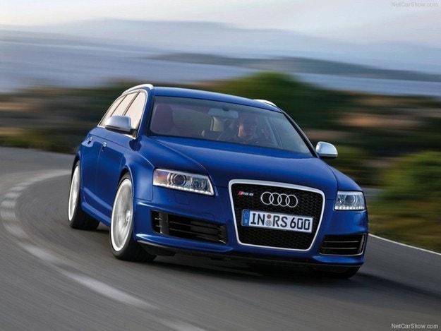 Еволюция на спортното комби Audi RS6 Avant