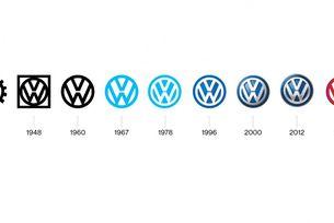 Volkswagen представи десетото си лого