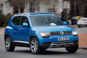 Volkswagen пуска още един малък кросоувър
