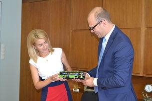 Габрово ще има 8 нови CNG автобуса YUTONG