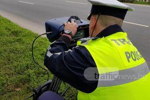 """За първи път показват оборудване на """"Пътна полиция"""""""