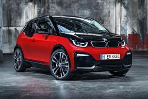 BMW няма да обновява електромобила i3
