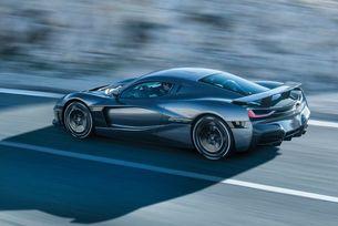 Porsche и Rimac готвят най-бързия автомобил в света