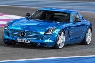 Mercedes-AMG готви електрически спортен автомобил