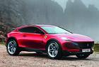 Ferrari разкри подробности за първия кросоувър