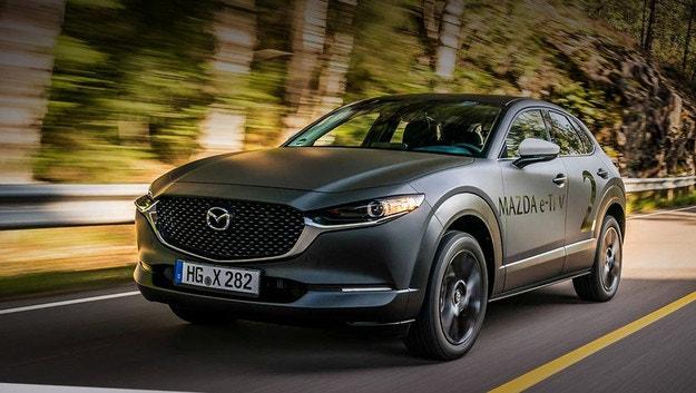 Първият електромобил на Mazda дебютира в Токио