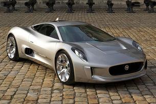 Средно разположен двигател за новия Jaguar F-Type