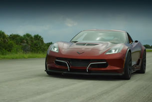 Електрическият Corvette постави нов рекорд