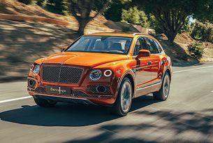 Bentley продава първите хибриди в своята история