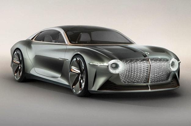 Bentley подготвя сериен електромобил