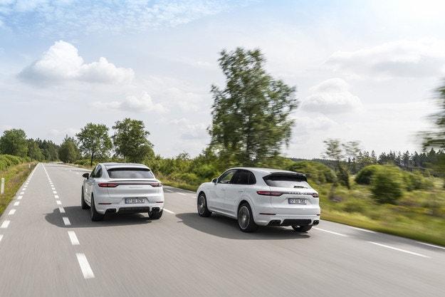 Porsche отбелязва ръст на продажбите с 3 %