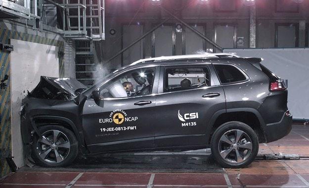 Два модела на BMW с пет звезди от Euro NCAP