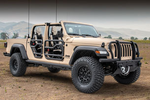 Jeep Gladiator стана автомобил за US армията