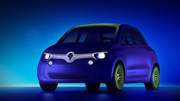 Електрическият Renault Twingo дебютира през 2020 г.