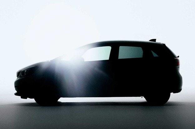 Honda обяви новото поколение на хечбека Jazz
