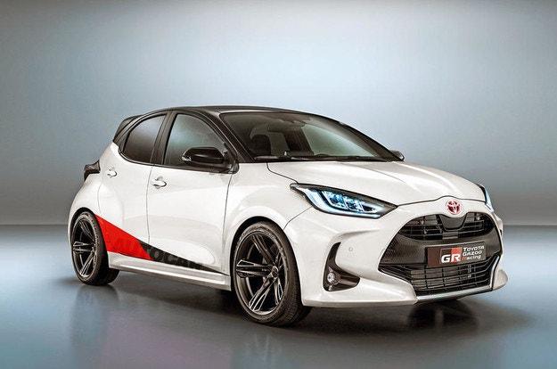 """Toyota ще направи """"гореща """" версия на новия Yaris"""