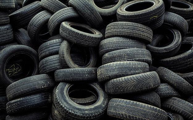 Българите купуват все по-малко гуми втора употреба