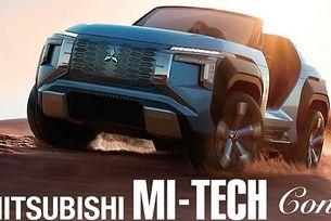 Разкриха всъдеход на Mitsubishi без покрив и врати