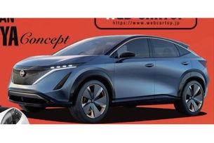 Nissan ще покаже в Токио нов купе-кросоувър