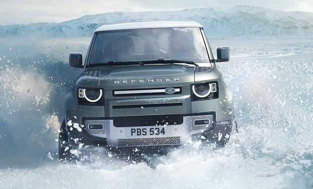 Новият Land Rover Defender с двигател от BMW