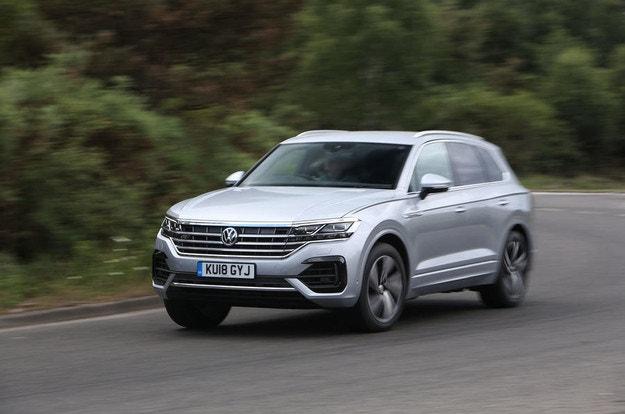 "Volkswagen дава зелена светлина на ""горещ"" Touareg"
