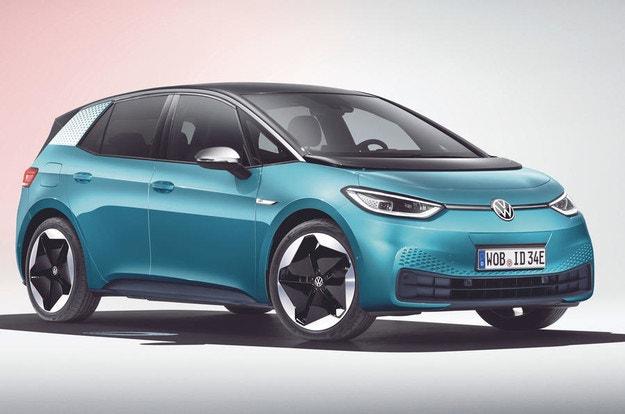 VW ще направи електромобила ID.3 по-мощен