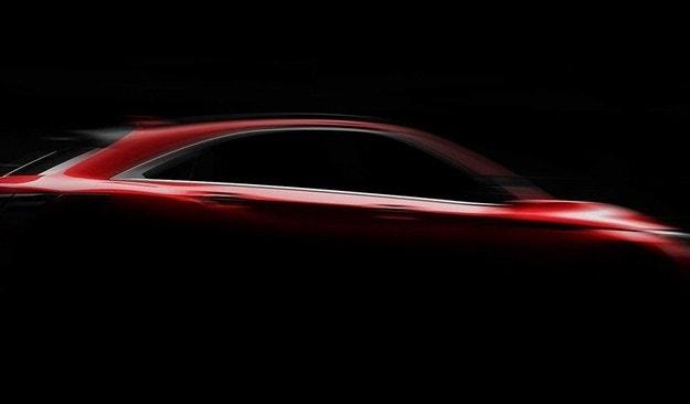 Infiniti обяви премиерата на нов купе кросоувър