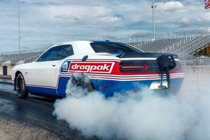 Dodge оборудва купето Challenger с парашут