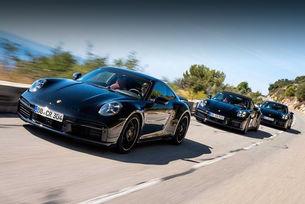 Увеличават мощността на Porsche 911 Turbo и Turbo S