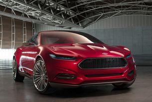 Ford ще се откаже да прави концепти