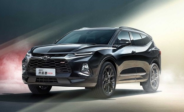 Новият Chevrolet Blazer стана седемместен