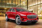 Daimler обяви дебюта на кросоувъра Mercedes-Maybach