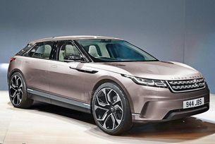Нов кросоувър Range Rover ще дебютира през 2021