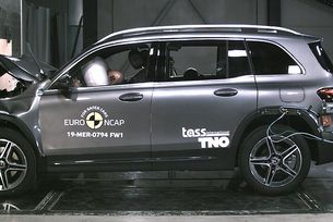 Euro NCAP изпита четири нови модела