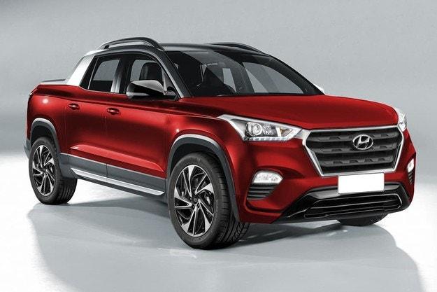 Hyundai разкри подробности за първия си пикап