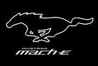 Електрическият всъдеход на Ford: Mustang Mach-E
