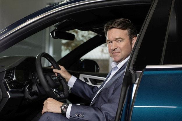 Маркус Дюсман ще е новият шеф на Audi
