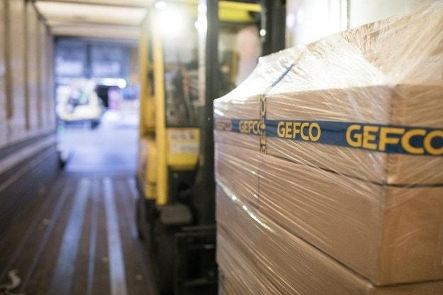 GEFCO е избран от Airbus за управление на амбалаж
