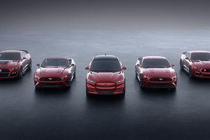 Марката Mustang ще пусне цяла фамилия от модели