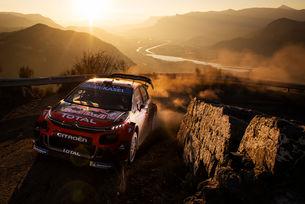 Citroen обяви официално, че си тръгва от WRC
