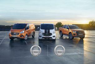 Двойно отличие за Ford в престижен конкурс