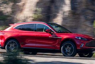 Aston Martin ще оборудва кросоувъра DBX с V12