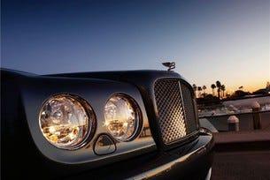 Bentley Arnage: Модерни времена