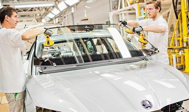 Стартира производството на новата Skoda Octavia