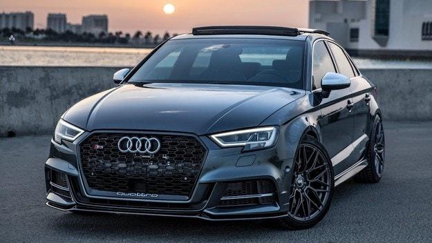 Новият Audi RS3 ще бъде хибрид