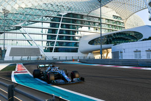 Ботас даде най-добре време на тестовете в Абу Даби